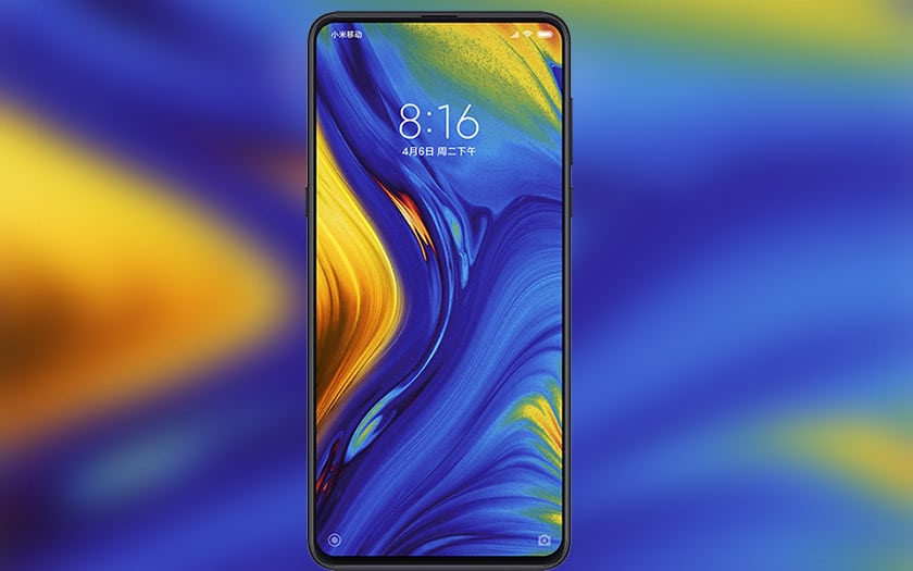 xiaomi mi mix 3 france 18 janvier 2019