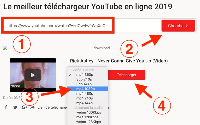 download video youtube sur mac
