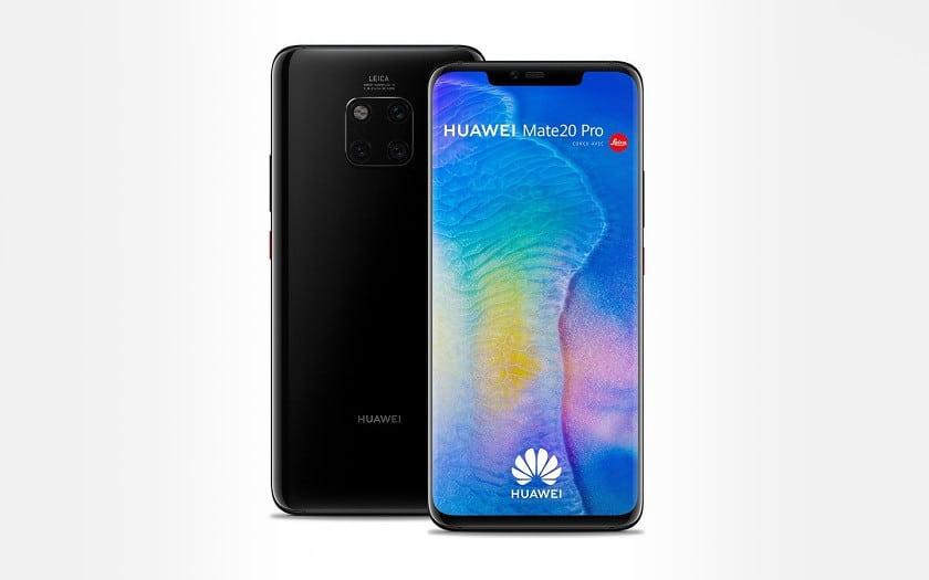 Cyber Monday Huawei Mate 20 Pro