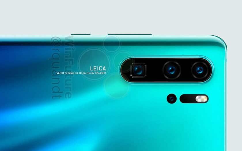 Huawei P30 Pro zoom x10