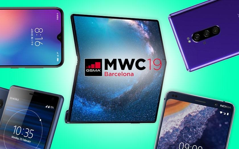 Les meilleures annonces du MWC 2019