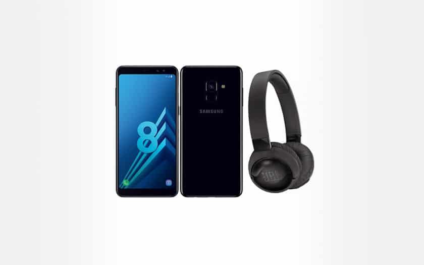 Bon Plan Samsung Galaxy A8 Casque Audio Sans Fil Bluetooth