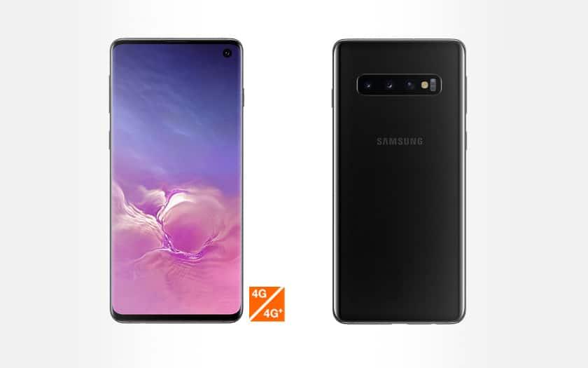 Samsung Galaxy S10 Sosh