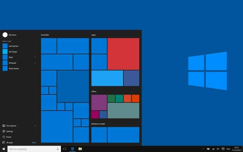 Un Windows 10 Lite pour appareils mobiles en préparation ?