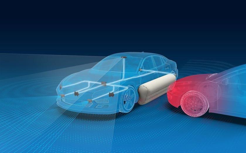 airbag exterieur voiture