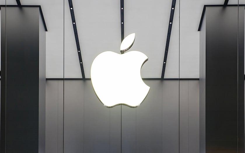 Apple classement innovation