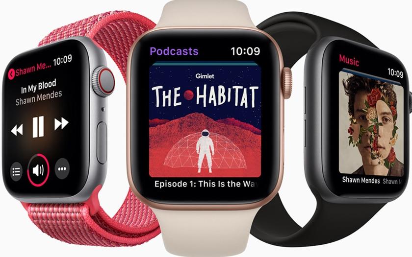Des Apple Watch / Apple