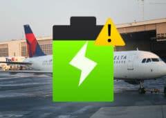 batterie avion etats unis