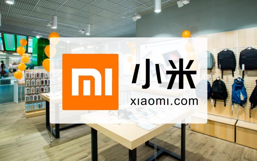 Une boutique Xiaomi
