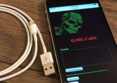cable usb pirater ordinateur