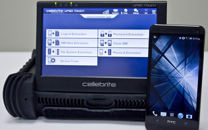Cellebrite : un outil de hacking pour Android et iPhone