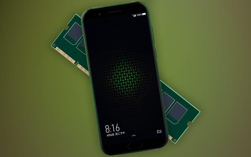 Combien de RAM faut-il dans un smartphone