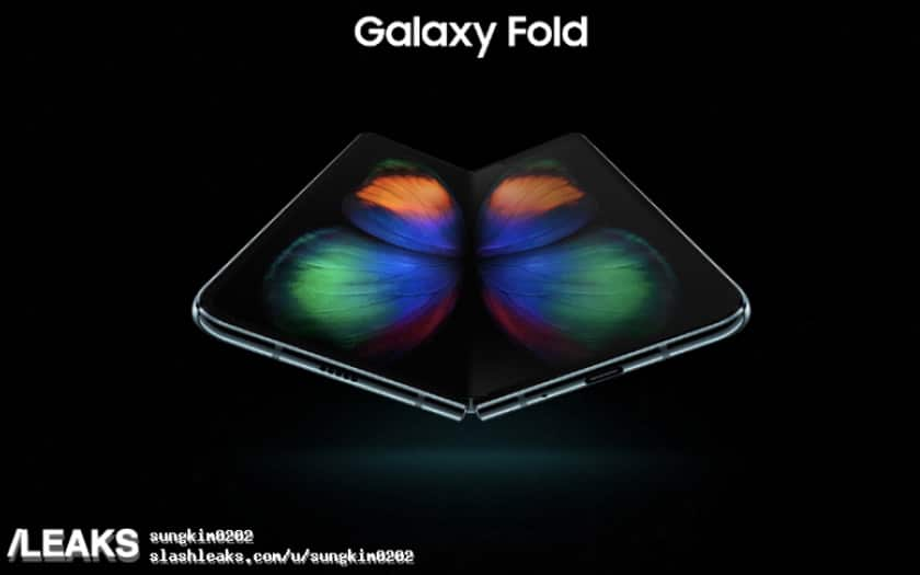 galaxy f pliable