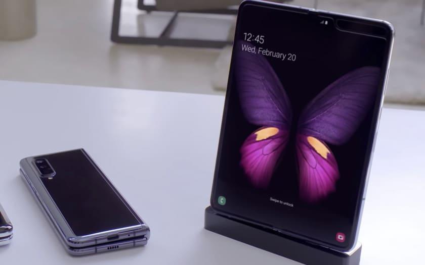 Le Galaxy Fold apparaît dans une nouvelle vidéo