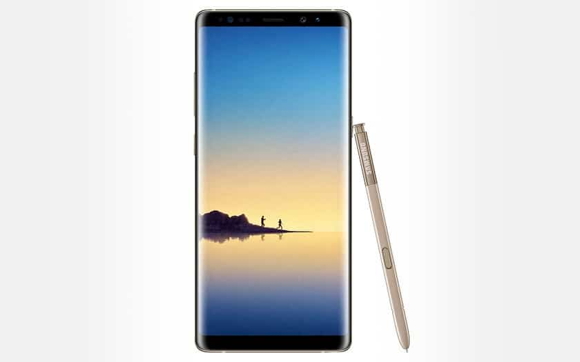galaxy note 8 or