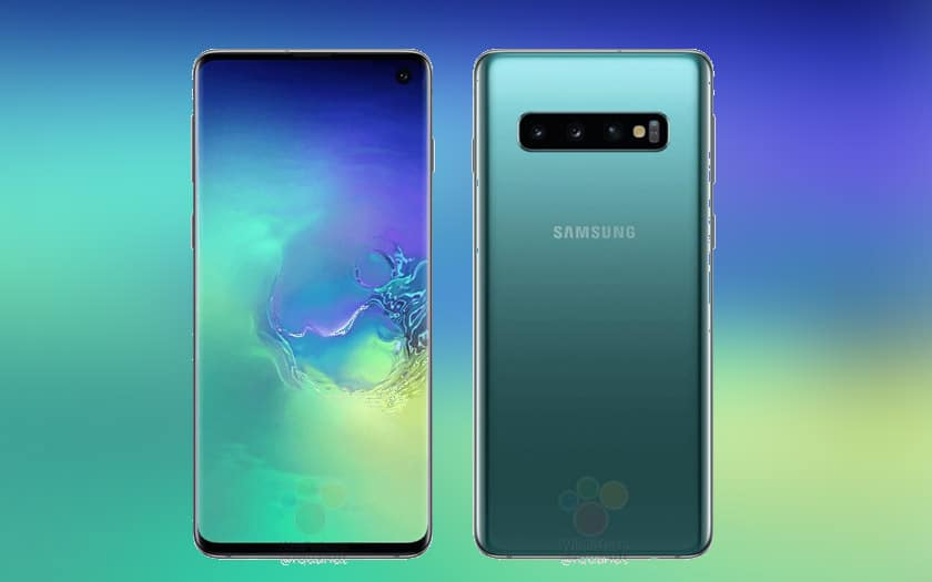 galaxy s10 recharge sans fil inversee confirme