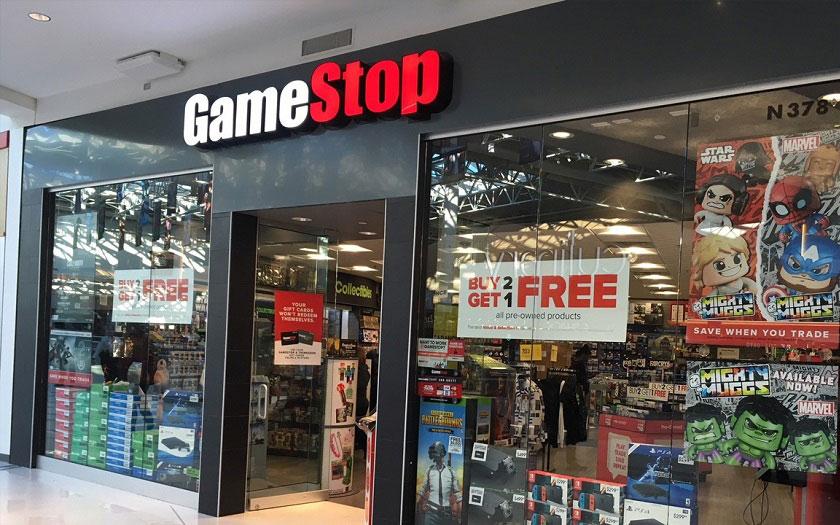 Gamestop Micromania