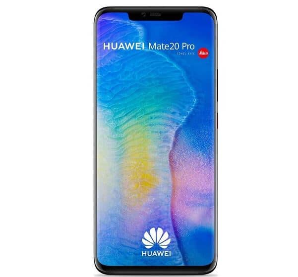 Huawei Mate 20 Pro moins cher sur la Fnac