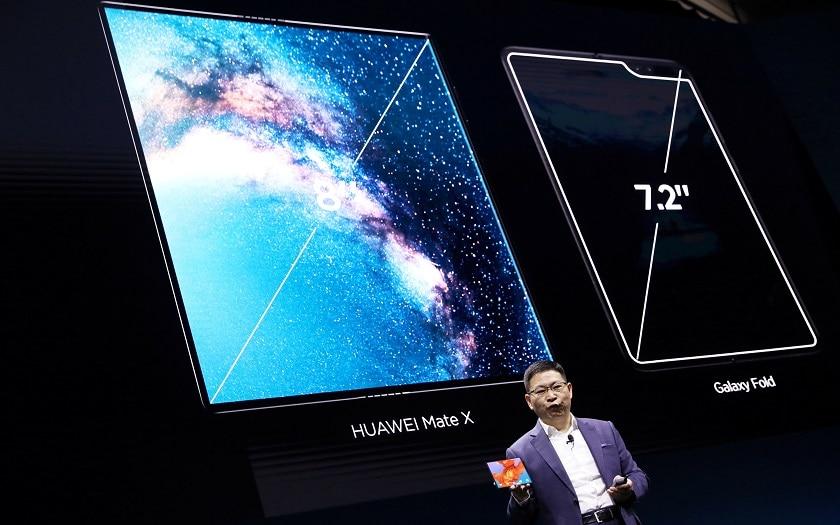 Huawei Mate X prix