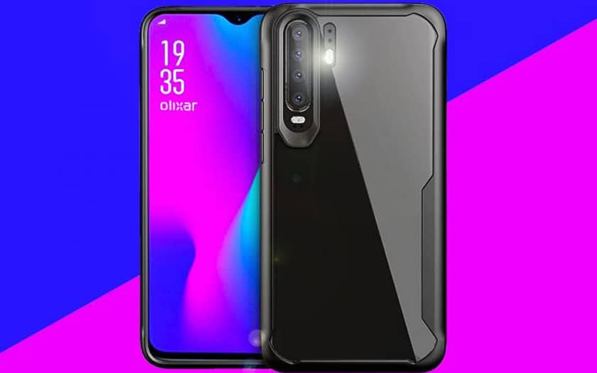 huawei p30 presentation officielle