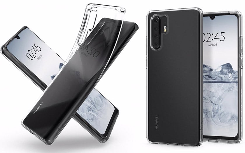huawei p30 pro design complet