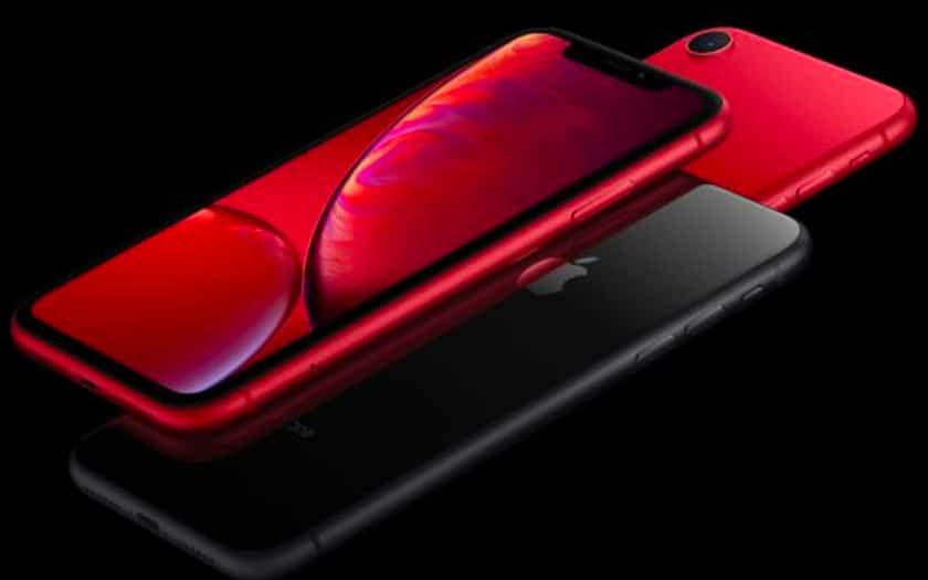 L'iPhone XR Product RED
