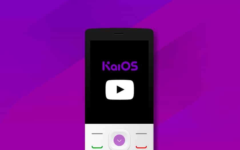 Youtube débarque sur KaiOS