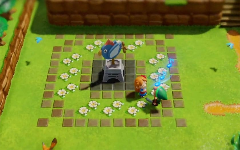 Legend of Zelda : Links Awakening
