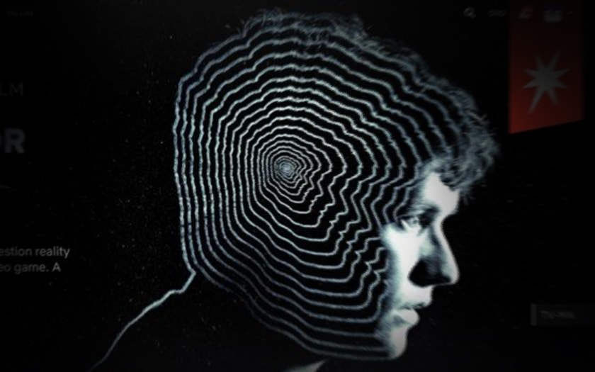 Illustration de la série Netflix Black Mirror Bandersnatch