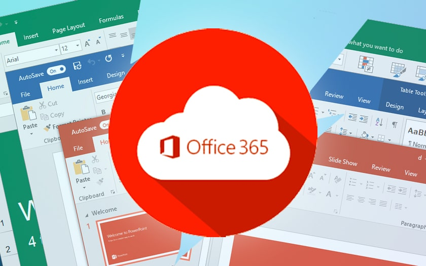 Microsoft Office 365 contre Office 2019