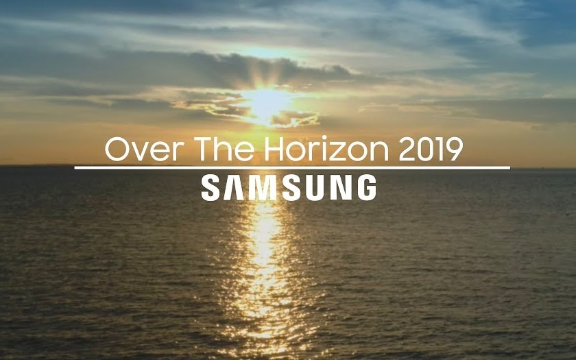 Over The Horizon 2019 la sonnerie du Galaxy S10