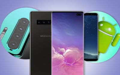 samsung annonce galaxy s10 galaxy fold android pie s8 huawei p30 pro