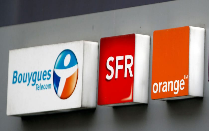 sfr orange bouygues