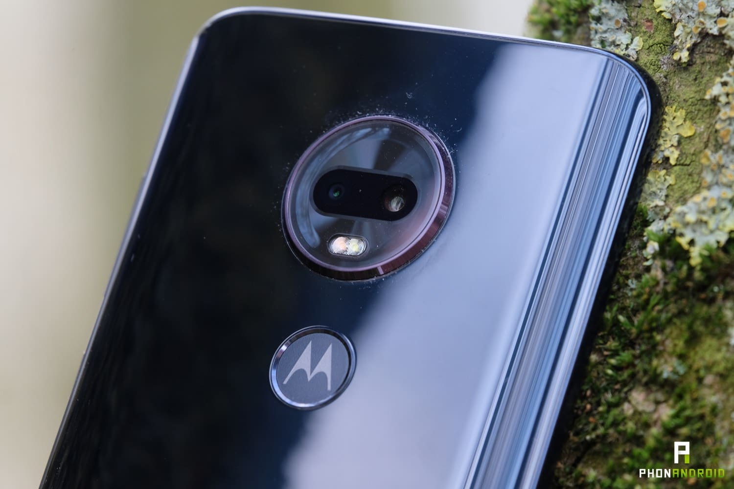 test moto g7 plus appareil photo