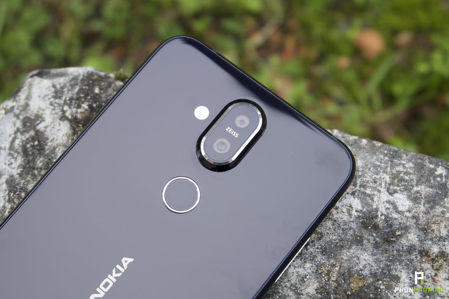 test nokia 8 1 double capteur photo