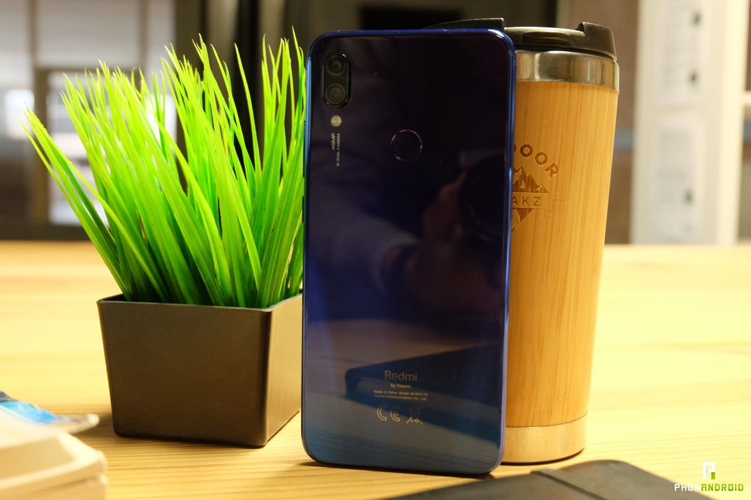 test xiaomi redmi note 7 design