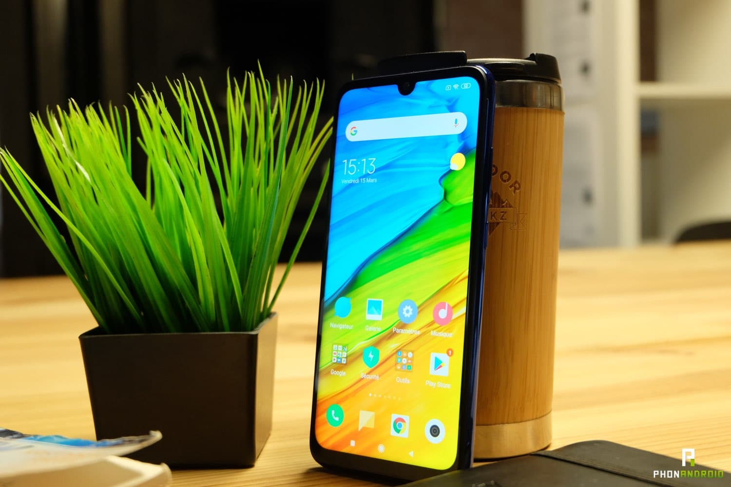 test xiaomi redmi note 7 ecran