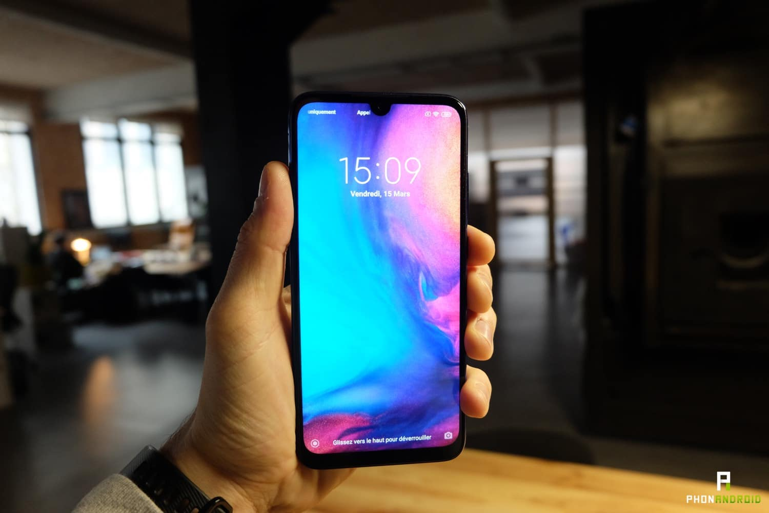 test xiaomi redmi note 7