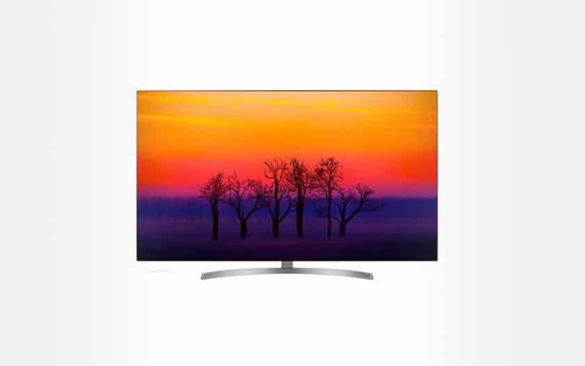 soldes lg hiver 2019 tv oled 4k uhd 55 139cm 1299 chez la fnac. Black Bedroom Furniture Sets. Home Design Ideas