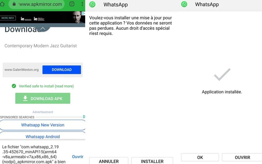 WhatsApp Messenger 2.12.19 (Android 2.1+) APK Download ...