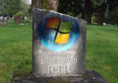 windows 7 fin de vie