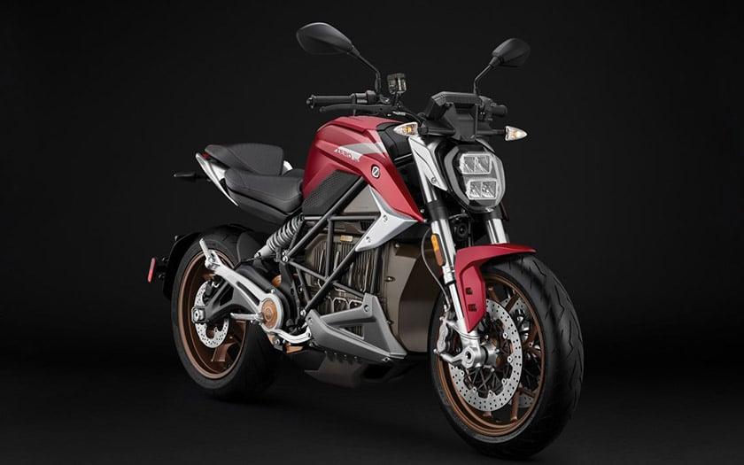zero moto electrique srf