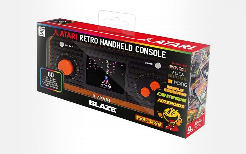 Atari Handheld PAC Man