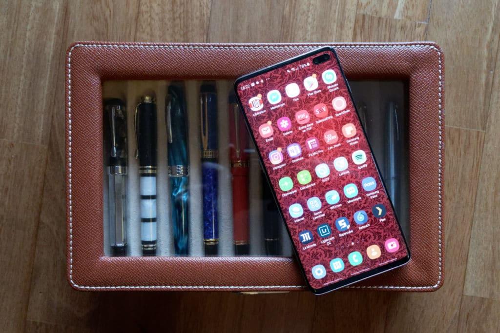 Test du Samsung Galaxy S10+