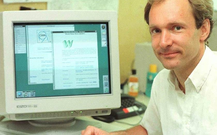Tim Bernes-Lee - 30 ans du Web