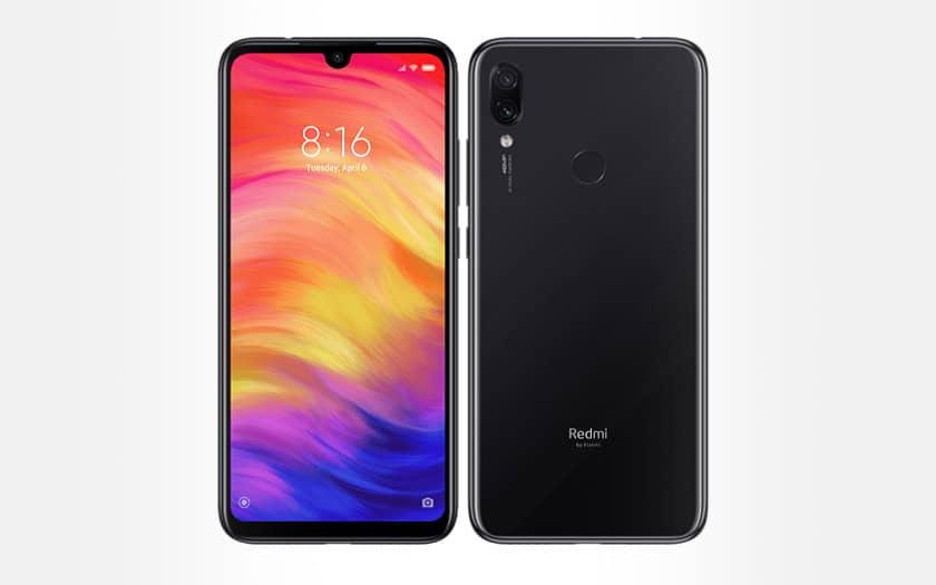 Xiaomi Redmi Note 7 meilleur prix