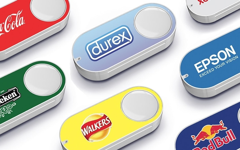 Les Boutons Dash Amazon