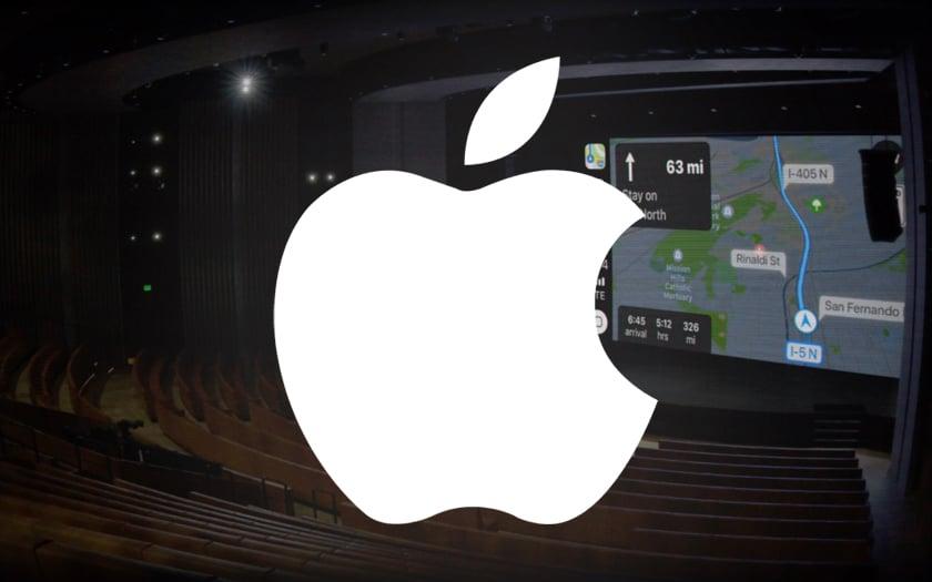 Keynote Apple sur son service SVoD concurrent de Netflix