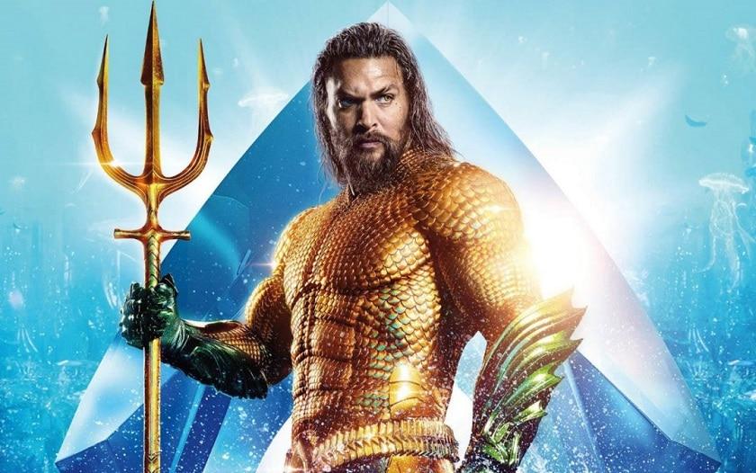 Aquaman 4k piraté sur iTunes Store