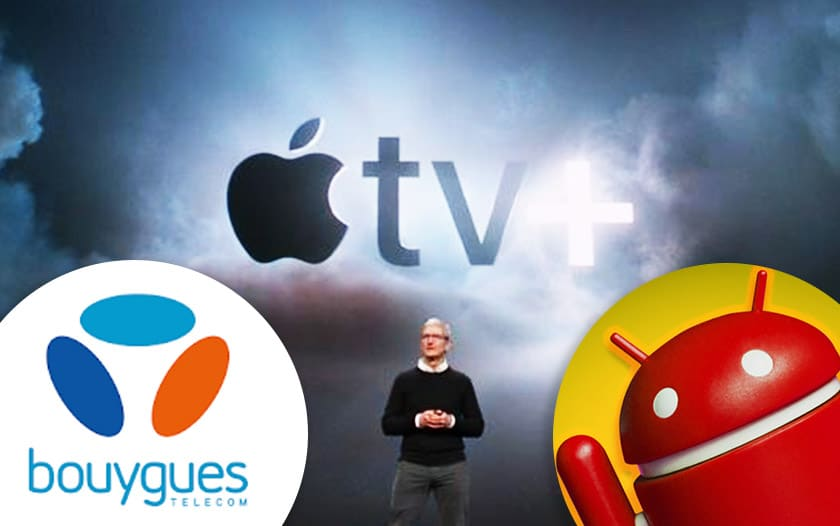 bouygues prix bbox apple tv+ faille android 2013